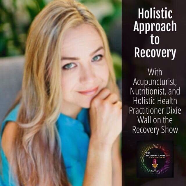 Holistic approach to recovery